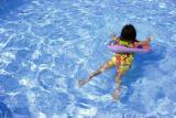 Pool Side Shot