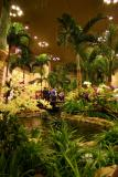 Indoor garden of Changi