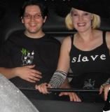 Nick & Summer in the Haunted Mansion doom buggy