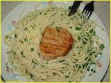 médaillon spaghetti