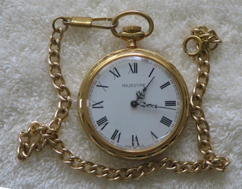 Majestime Pocket  Watch