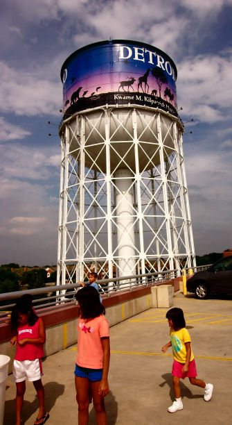 aug 13 tower