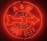 aug 13 A&W neon