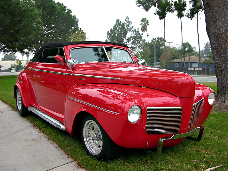 1941 Mercury Custom