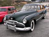 1949 Buick Roadmaster Estate Wagon - Click on photo for more info
