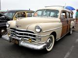 1950 Chrysler Royal Station Wagon - Click on photo for more info