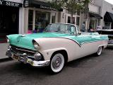 1955 Ford Fairlane Convertible - Click on photo for more info