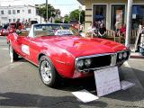 1968 Pontiac Firebird Convertible - Click on photo for more info