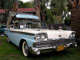 1959 Ford Galaxie Skyliner Retractable Hardtop Coupe - Click on photo for more info