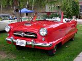 1954 Nash Metropolitan Convertible - Click on photo for more info
