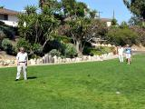 Bocce Ball at Laguna Beach