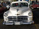 1950 Chrysler Windsor 4 door sedan - Click on photo for more info