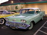 1958 Chevrolet Delray Two-Door Sedan - Click on photo for more info