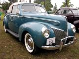 1940 Mercury Convertible Coupe - Click on photo for more info