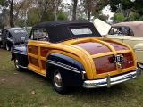 Rare 1946 Mercury Sportsman