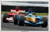 2005 US Grand Prix Track Photos