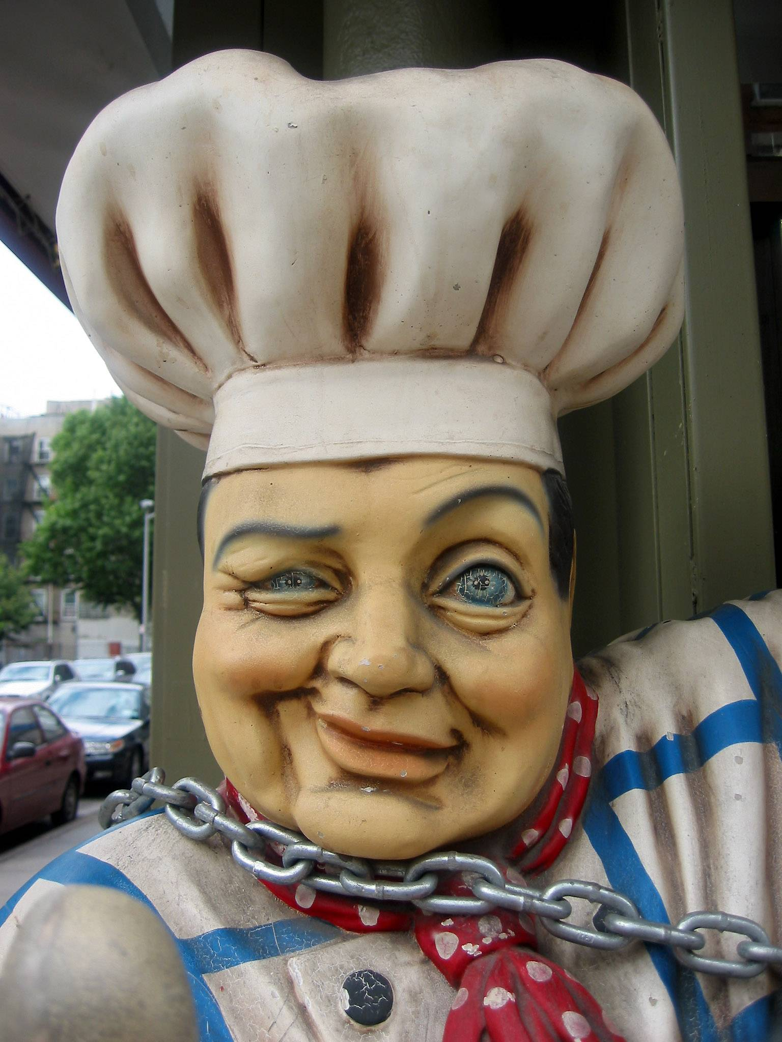 SOHO Chef in Bondage