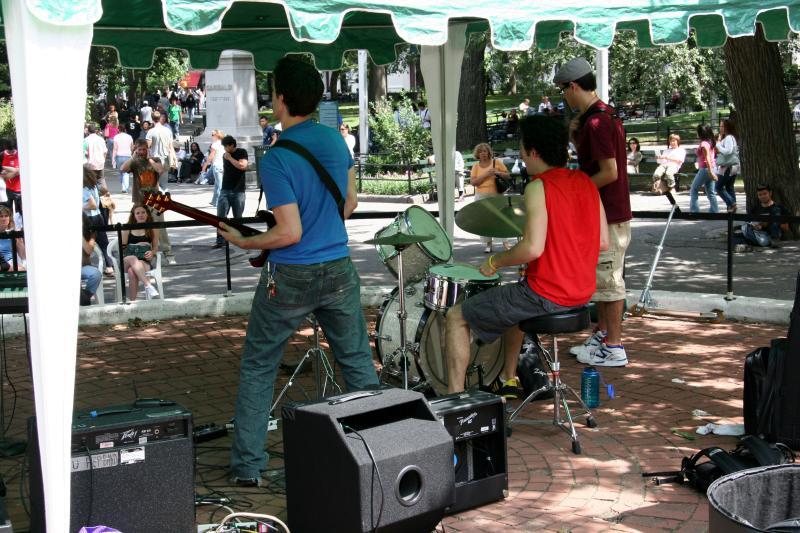Afternoon Jazz Concert