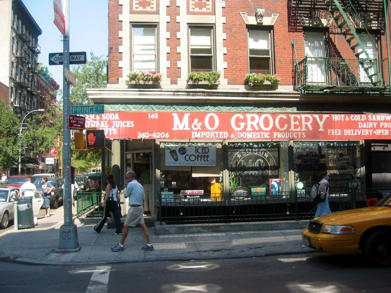 Local Grocery at Prince Street