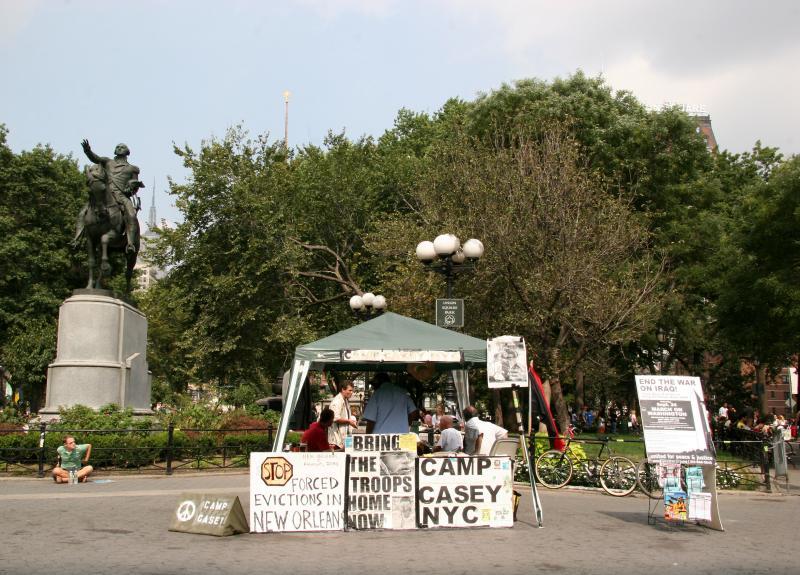 Anti Iraqi War Demonstration