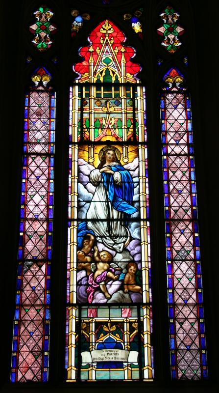 Old St  Patricks Church