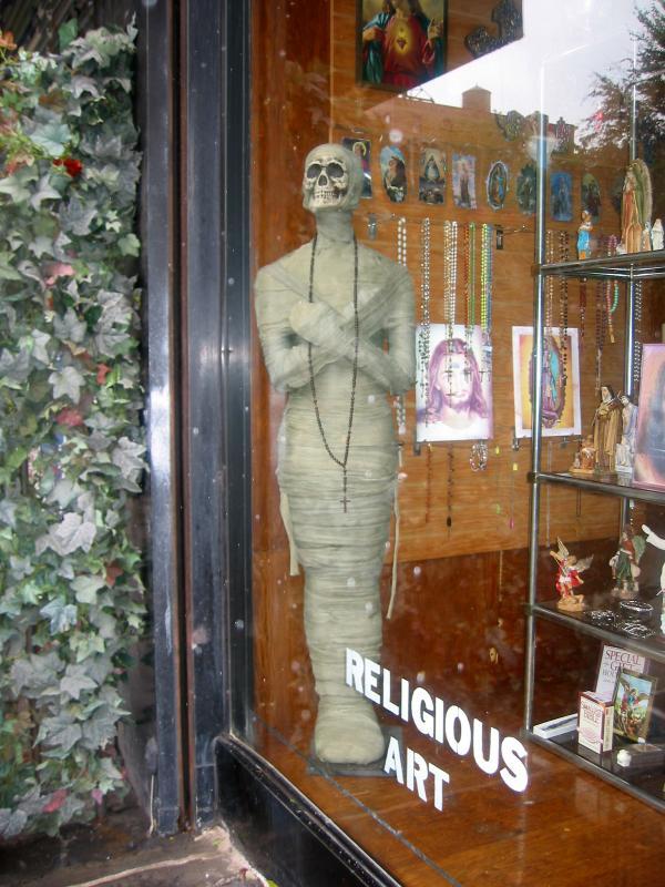 Mummy & Religious Art