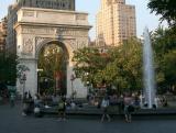 Arch & Fountain