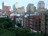 Sunrise - Lower Manhattan