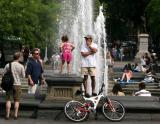 Fountain Activity