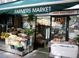 Farmers Market near 6th Avenue