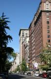 North View from 9th Street - NYU Dormitory