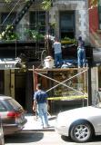 Building Restorations above Prince Street