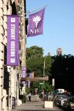 NYU Facilities - West View from Mercer Street
