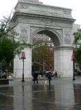 Arch - South Facade