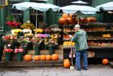 Pumpkins, Fruit & Flowers at Spring Street