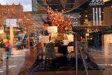 Crate & Barrel Window Reflections
