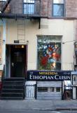 Ethiopian Cuisine at Minetta Lane