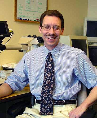 Dr. Chris Corless - OHSU