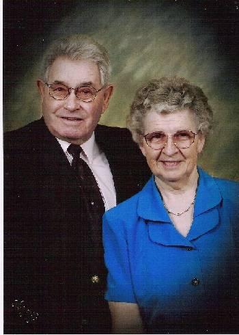 Pastor Paul and Beryl