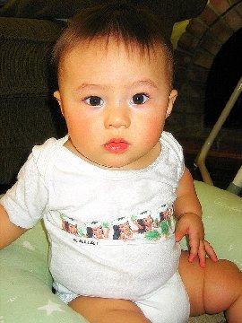 Abram -grandson of Terry