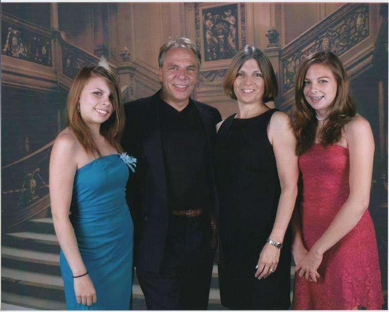 Nea and Family