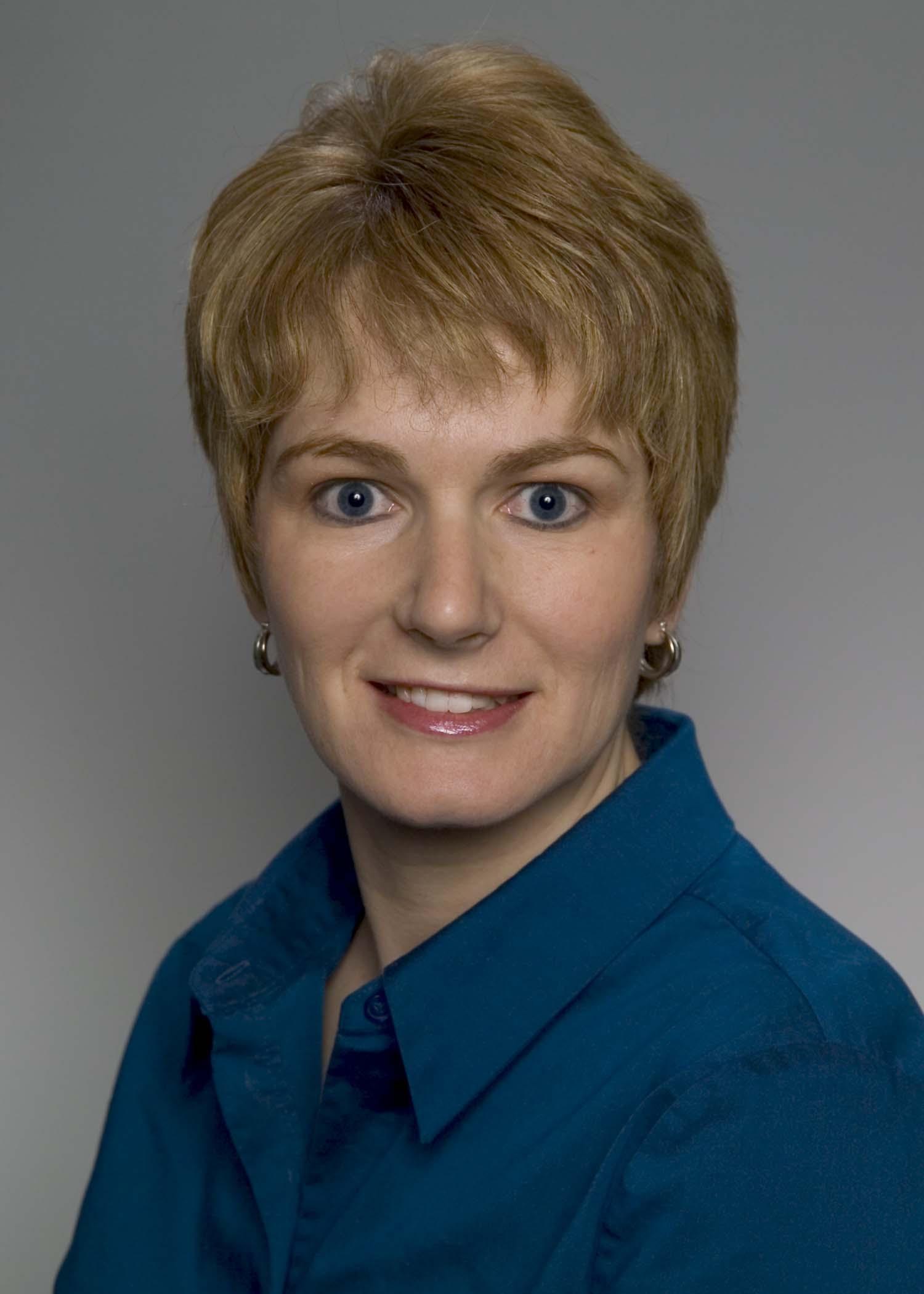 Kelly Scheu, Clinical Research Nurse at MSKCC