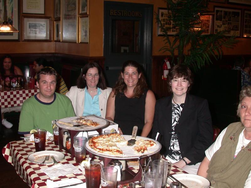 pizza party in Orlando