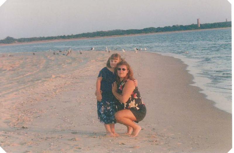 Leeann S. and Kayla Sept 2005