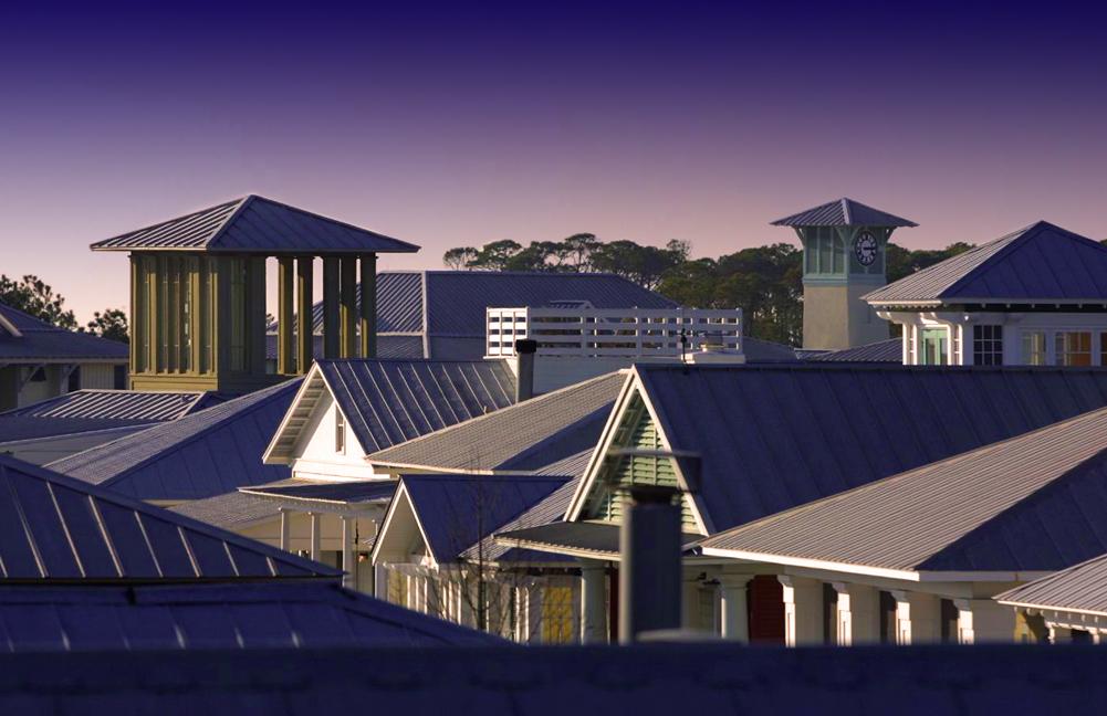 Seaside Roofs