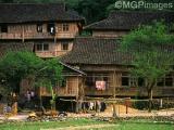 Village near Longsheng, Guangxi, China