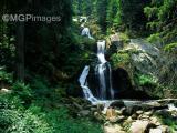 Triberg Waterfalls, Germany