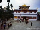 Monastery, Darjeeling, India