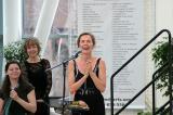 Cathy Morris, Carol Forbes & Carol Tharp-Perrin