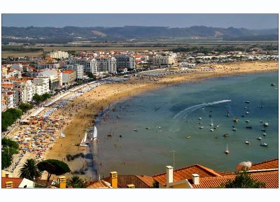31.07.2005 ... S. Martinho do Porto - Portugal !!!